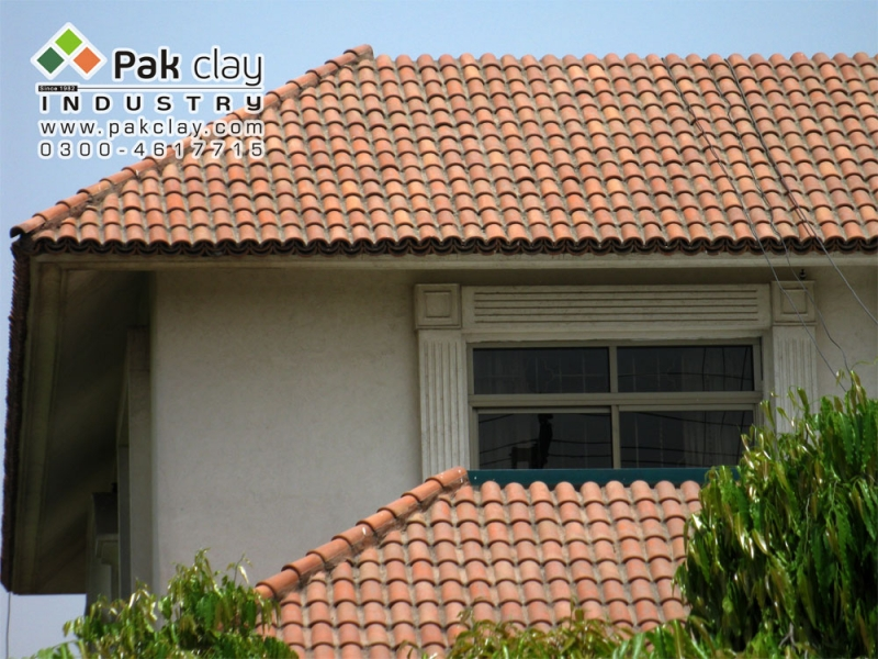 Barrel Mission Roof Tile 2 Pak Clay Floor Tiles Pakistan