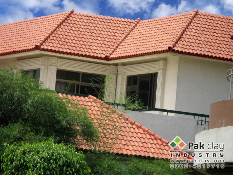 Barrel Mission Roof Tile 2 Pak Clay Floor Tiles Pakistan
