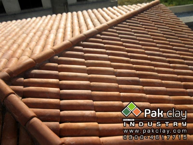 Barrel murlee roofing tiles 9 pak clay floor tiles pakistan for Buy clay roof tiles online