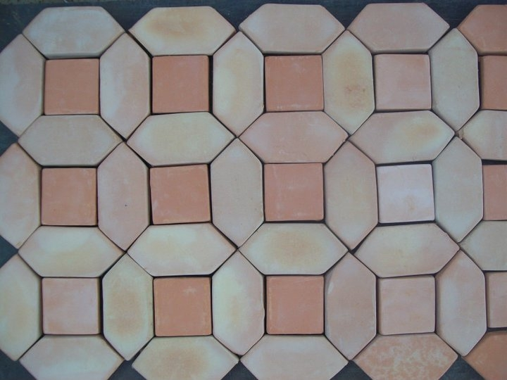 Picket Amp Square Tiles Pak Clay Floor Tiles Pakistan