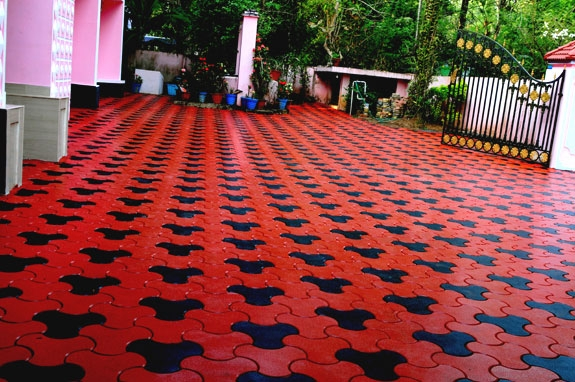 Precast Pavers Tiles Pak Clay Floor Tiles Pakistan