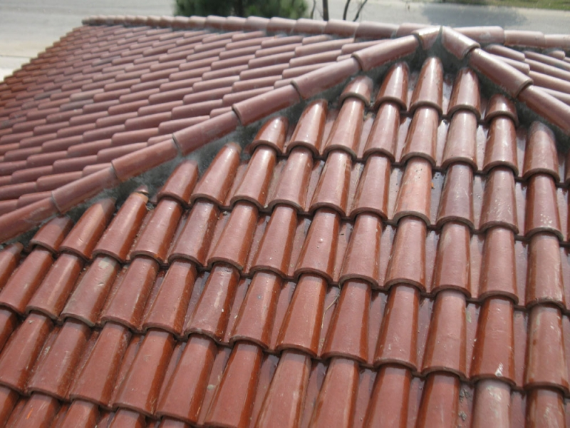 Spanish glazed tile 11 pak clay floor tiles pakistan for Exterior roof insulation products