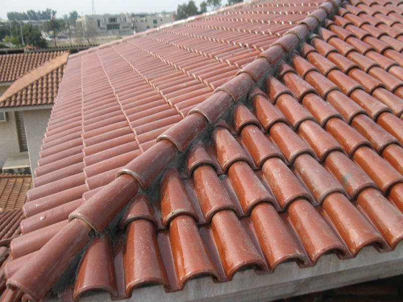 Spanish Glazed Tile 11 Pak Clay Floor Tiles Pakistan