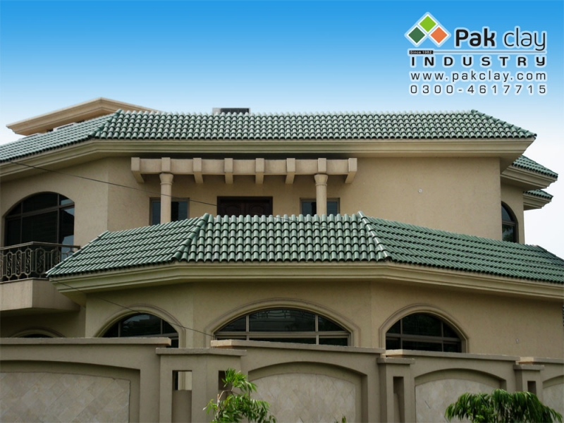 Spanish Glazed Tile 11 Pak Clay Floor Tiles Pakistan