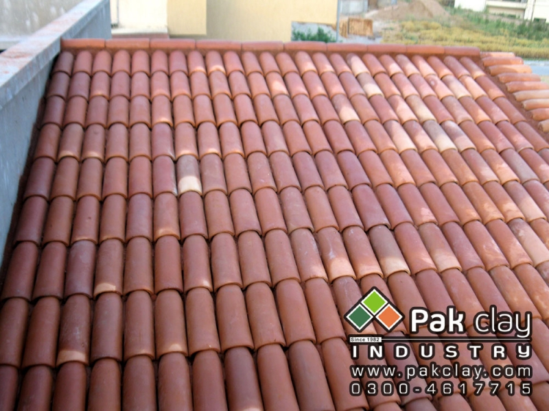 Spanish Glazed Tile 9 Pak Clay Floor Tiles Pakistan
