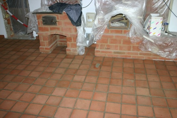 Pak clay glazed roof tiles prices floor wall tiles for Brick flooring prices