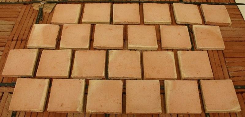 Square 4 215 4 Pak Clay Floor Tiles Pakistan