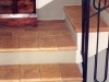 5 indoor-stair-tread-red-tiles-design-plans-pictures-images-photos-pattern-