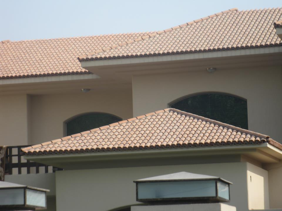 We are Manufacturer, & Supplier, Khaprail Tiles Roofs Glazed Colors
