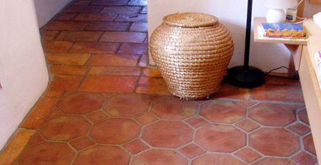 Clay Floor Tiles Pakistan
