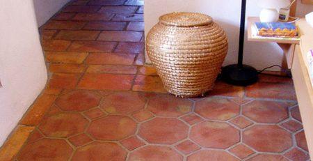 Clay Floor Tiles Pakistan