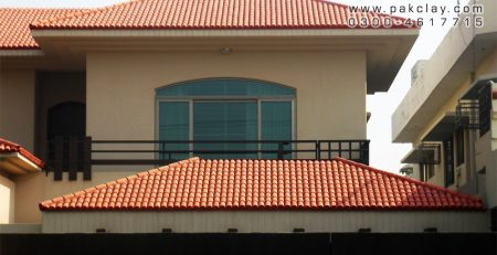 Sloped Roofing Tiles Materials
