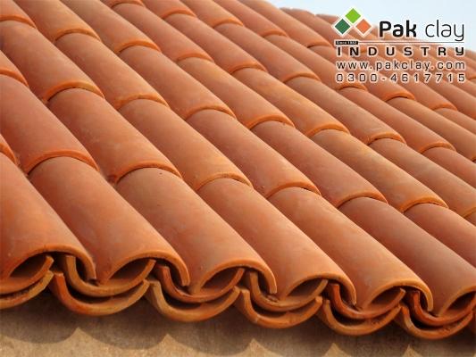 Roof heat proofing Tiles