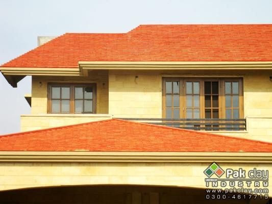 Clay Roofing & Flooring Tiles Market in Pakistan