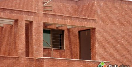 THE LARGEST RED BRICKS GUTKA TILES HOUSES SUPPLIERS IN PAKISTAN