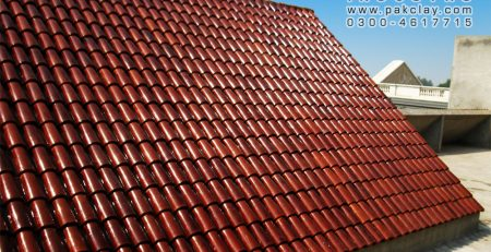 The Clay Roofing Tiles Shop & Showrooms and large in-stock inventory Rawalpindi Islamabad.