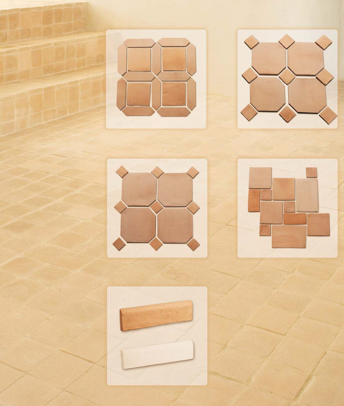 Pak clay flooring tiles designs ideas pictures remodel for Clay tile designs