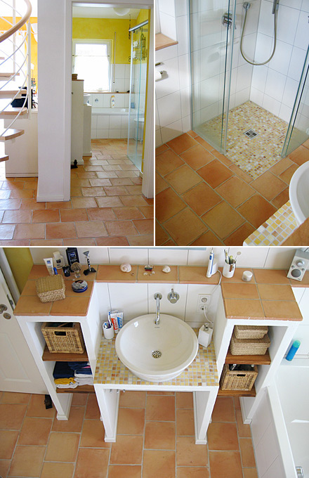 Bathroom Floor Tiles-Kitchen and Shower Tiles Flooring.