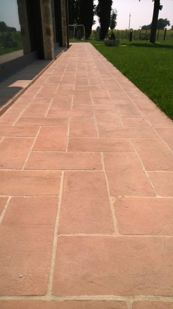 Driveway Terracotta Floor Tiles Products Pak Clay Floor
