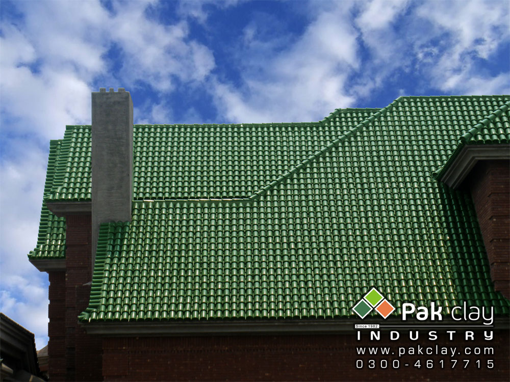 Home Exterior Roof Tiles Designs