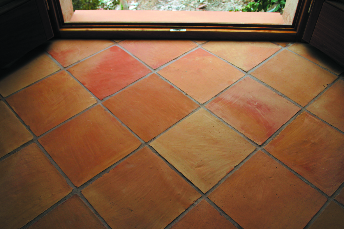 Ceramic Tiles In Kitchen Floor