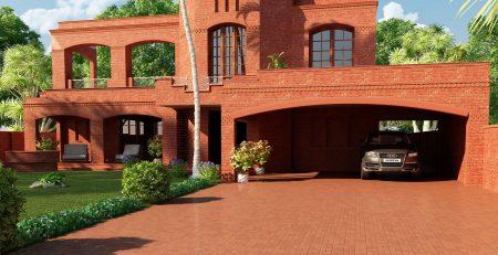 Brick Floor Tiles Lahore Pakistan