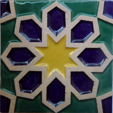 Handmade Ceramics Tile in Pakistan