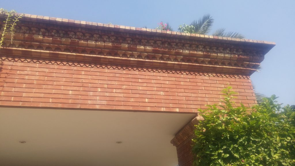 Red Gutka Brick Tiles Rates in Islamabad