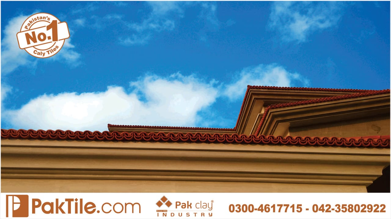 Glazed roof tiles