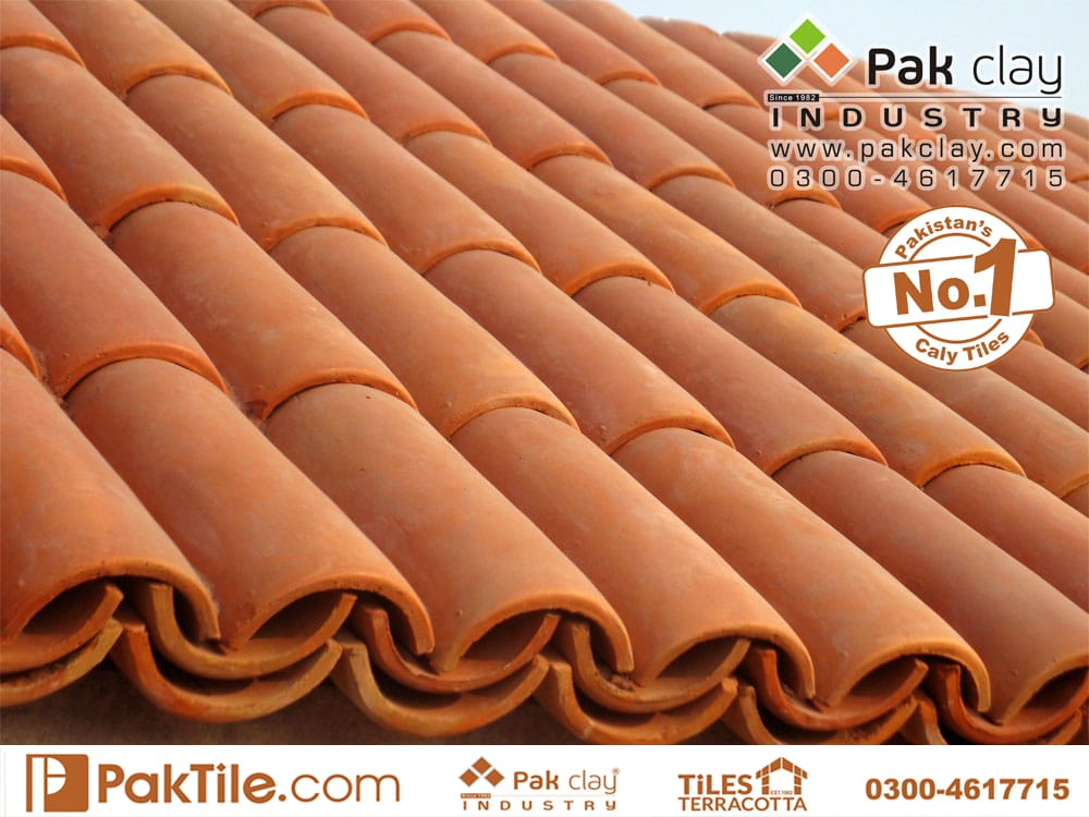 Khaprail tiles in Multan
