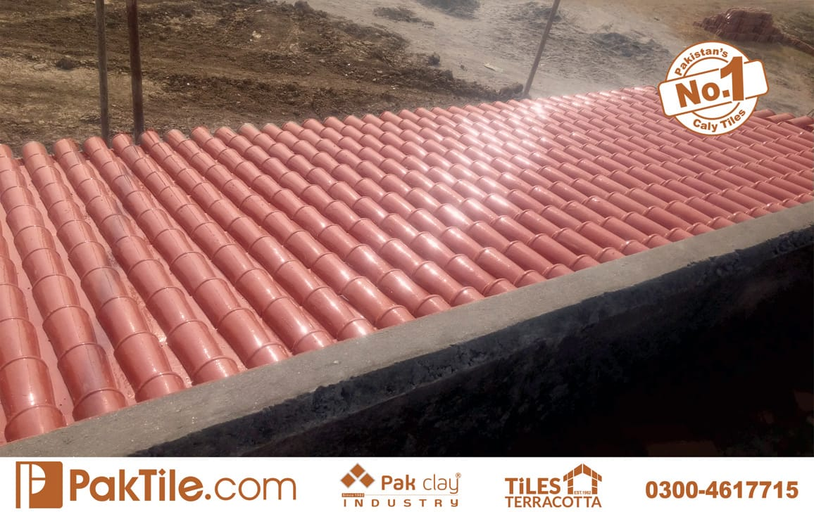 Khaprail tiles in Pakistan