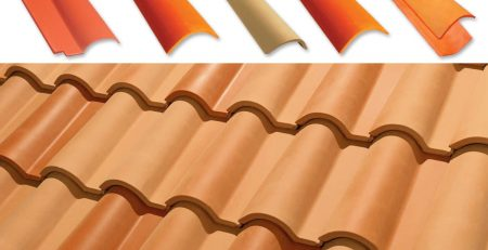 Pak Clay Terracotta Roof Tiles