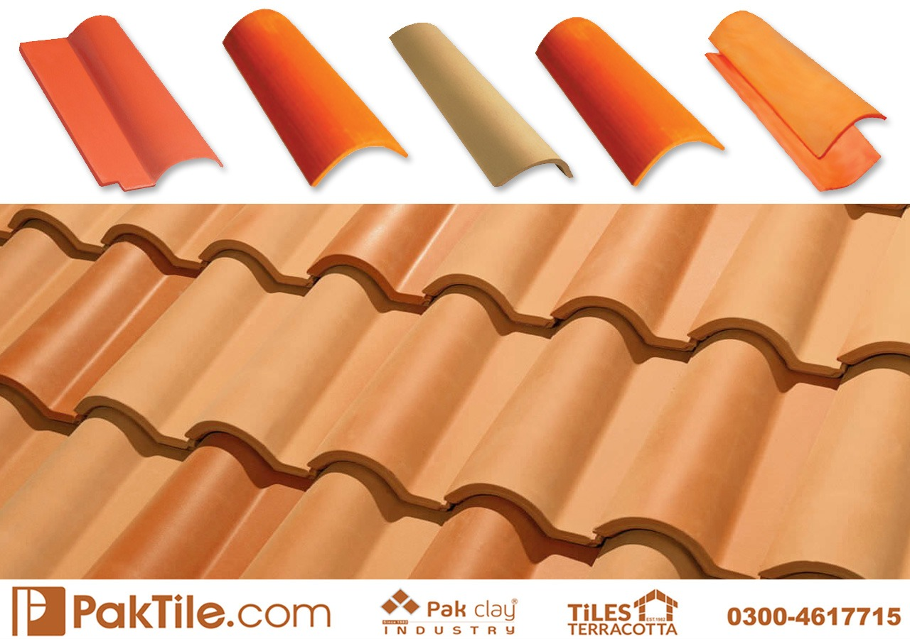 Pak Clay Terracotta Roof Tiles