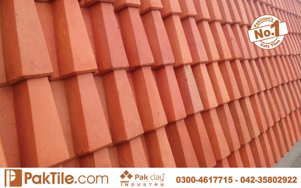 clay roof tiles colors