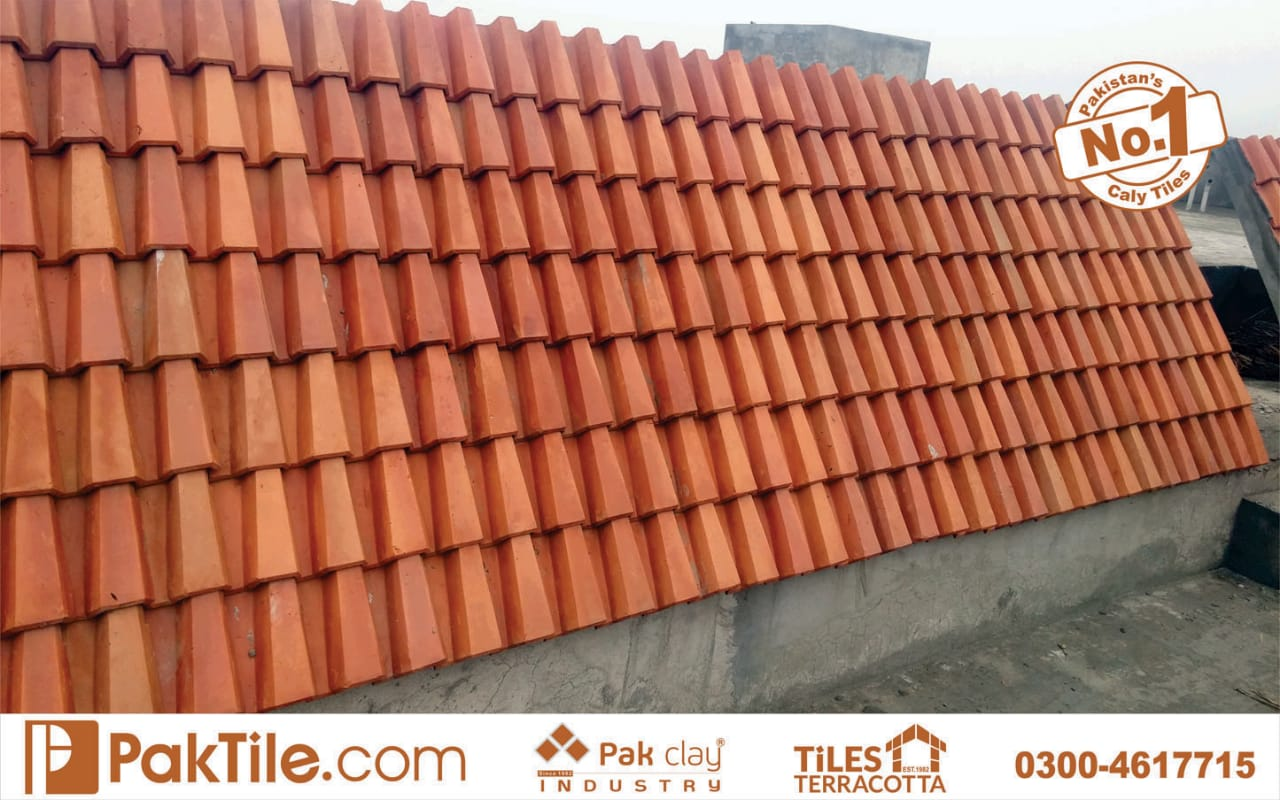 clay roof tiles in islamabad