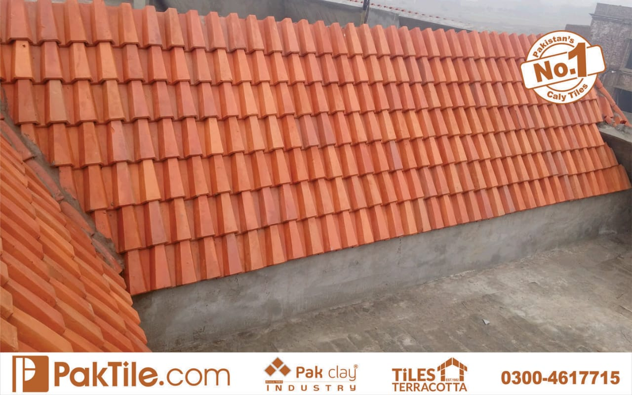 clay roof tiles price