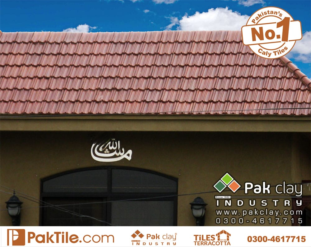 clay tiles pakistan