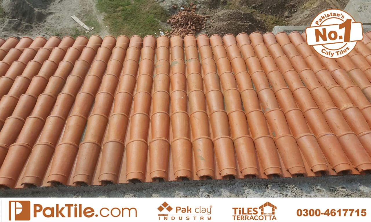 glazed roof tiles in pakistan