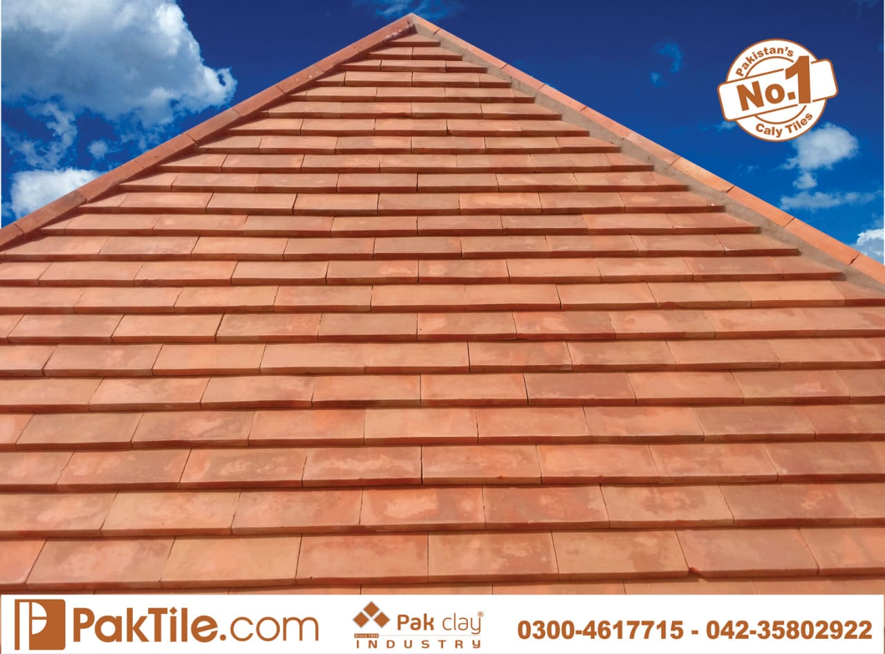 terracotta roof tiles lahore