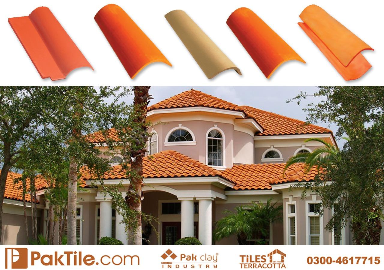 Pak Clay Roof Tiles in Pakistan