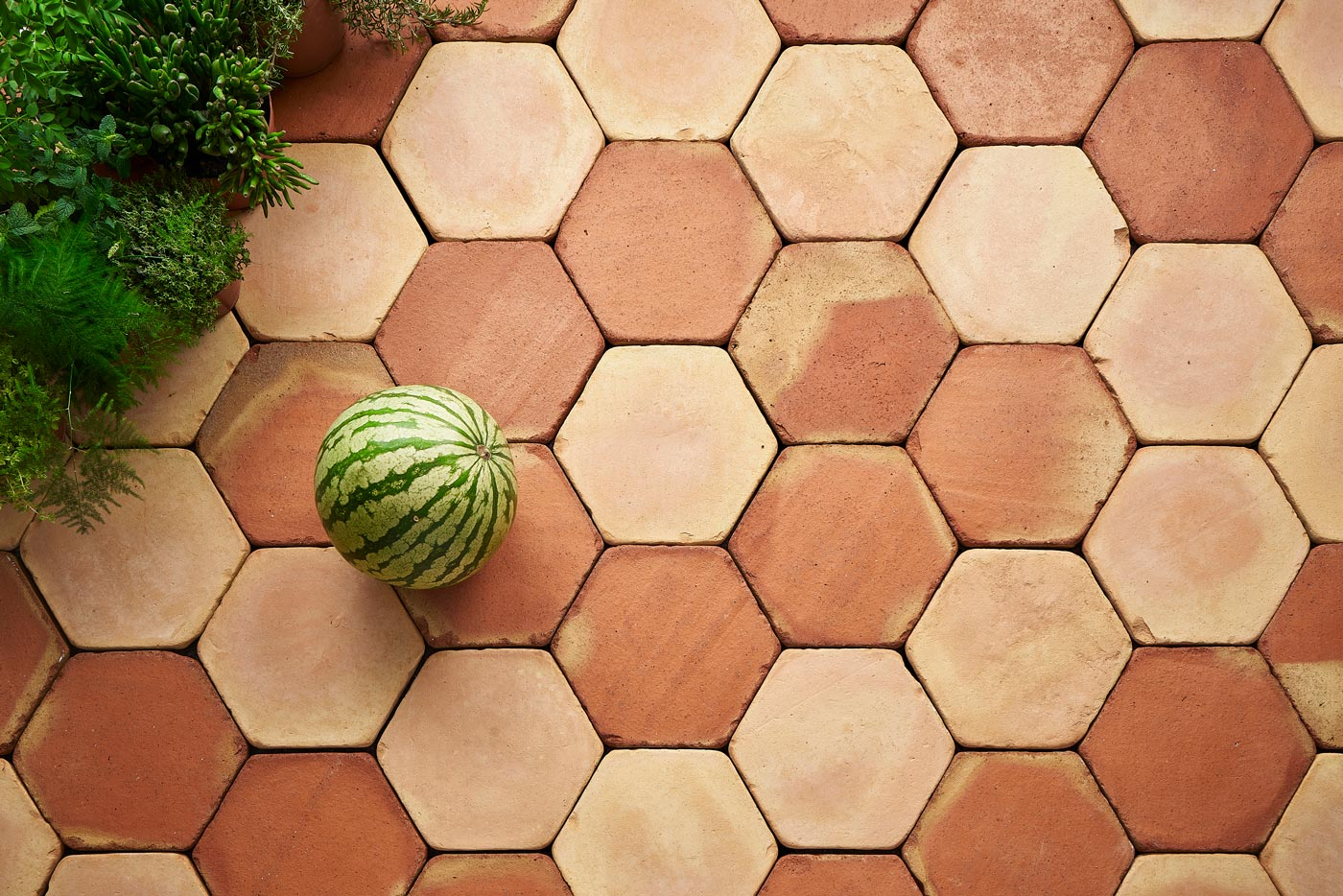 Pak Tiles Terracotta Floor Tiles