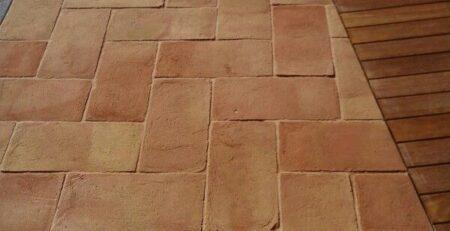 Outdoor Brick Floor Tiles in Pakistan