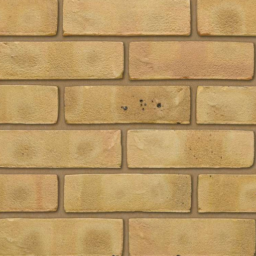 Natural Yellow Bricks Wall Gutka Tile Designs