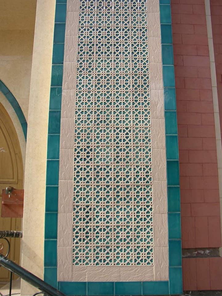 Pak clay multani tiles designs blue pottery artwork