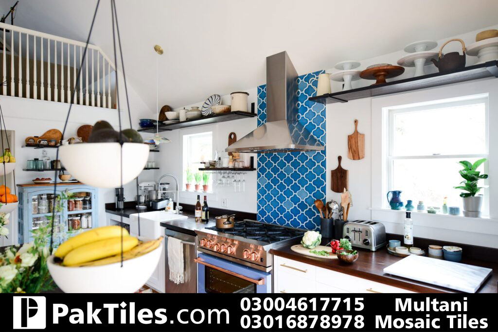 Kitchen backsplash tile designs in pakistan