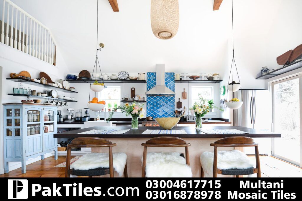 Kitchen backsplash tiles designs in pakistan