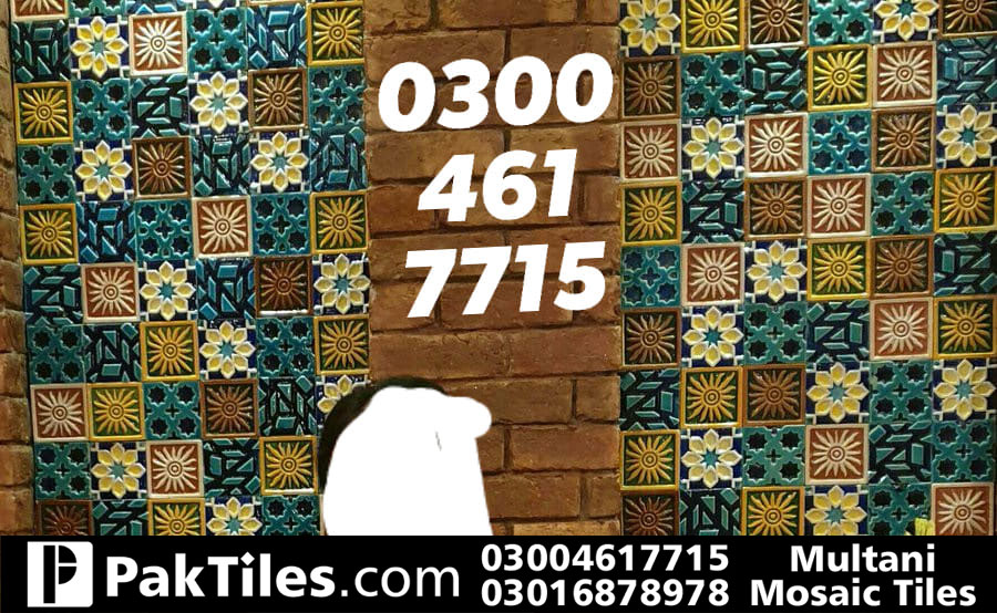 moroccan mosaic tiles in gujranwala