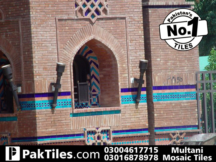 multani mosaic tiles for outdoor