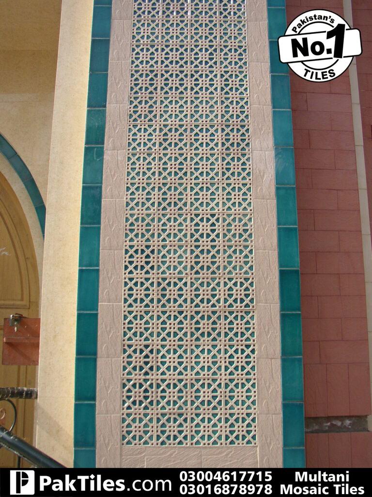 multani mosaic tiles in lahore pakistan
