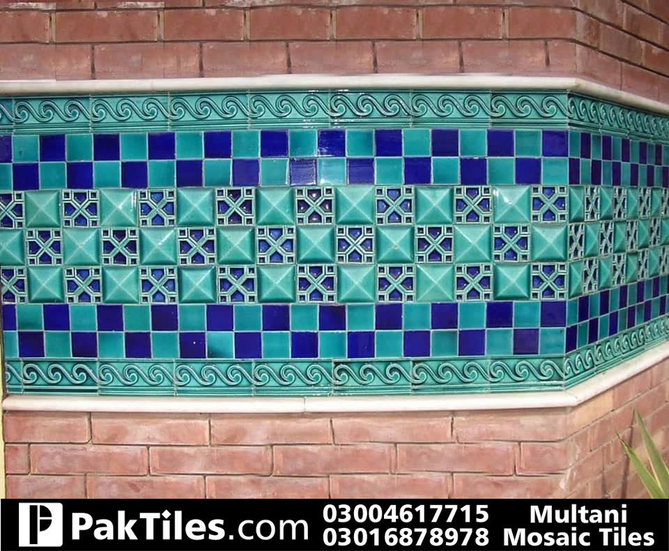 multani mosaic tiles outdoor